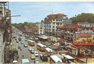 Singapore Pictures 1978 on Singapore 1978